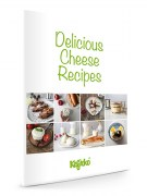 Bilde av boken Delicious Cheese Dishes