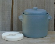 new model fermentation pot in zand blue (002)